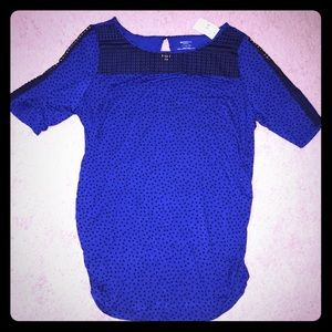 NWT Adorable maternity top